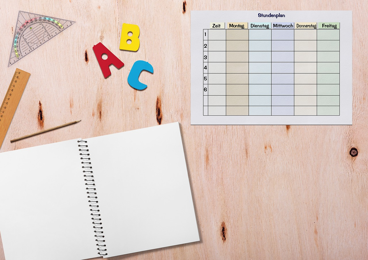 Best Study Time Table For Online Students